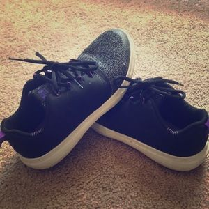 Under armour gym shoes